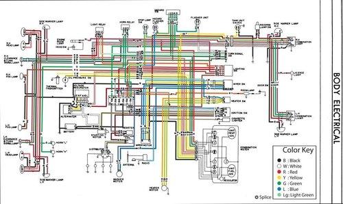 1973 Datsun 620 complete wiring harness - Datsun Parts - Ratsun Forums | 73 Datsun 620 Wiring Diagram |  | Ratsun Forums